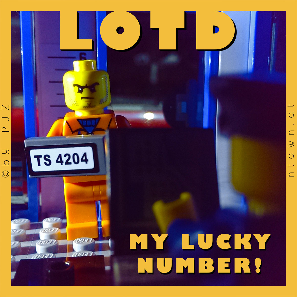 LOTD - 2014-01-05 - My Lucky Number!