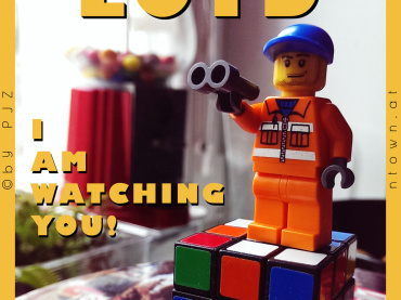 LOTD – I Am Watching You!