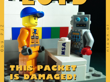 LOTD – This Packet Is Damaged!