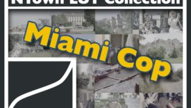 NTown LUT Collection – Miami Cop TV Look
