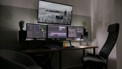 4K Editing Suite Vienna