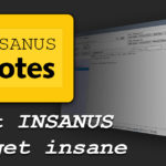 InsanusNotes – the end of insane text note chaos