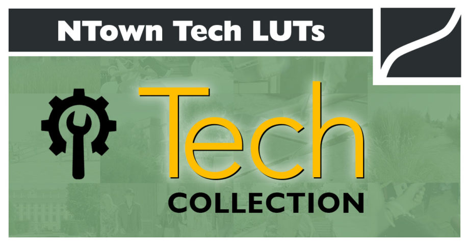 NTown Tech LUT Collection