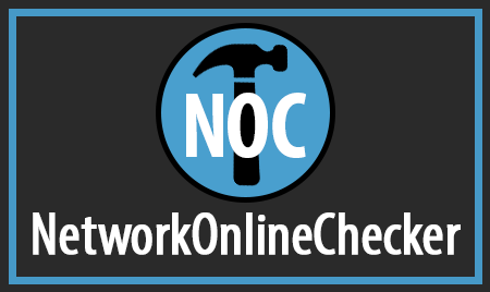 Windows Network Online Checker Tool