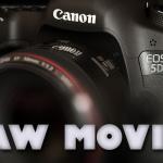 Canon EOS-5D MkIII RAW Movie Recording via MagicLantern