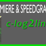 c-log2linear – Premiere Pro & Speedgrade effects preset