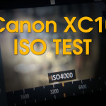 Canon XC10 ISO Test