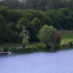 Neue Donau Pontoon Jetty