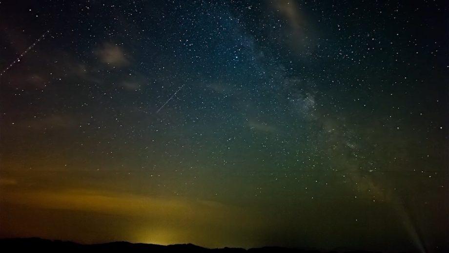 Star Timelapse Milkyway 001