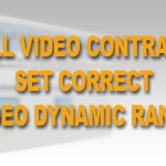 How to set full Video Dynamic Range for Youtube and Vimeo