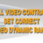 Full Video Dynamic Range for Youtube and Vimeo