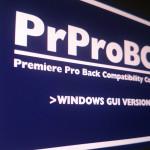 PrProBCC – Adobe Premiere CC Project Converter