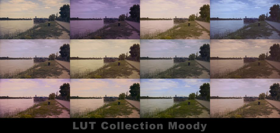 LUT Collection Moody