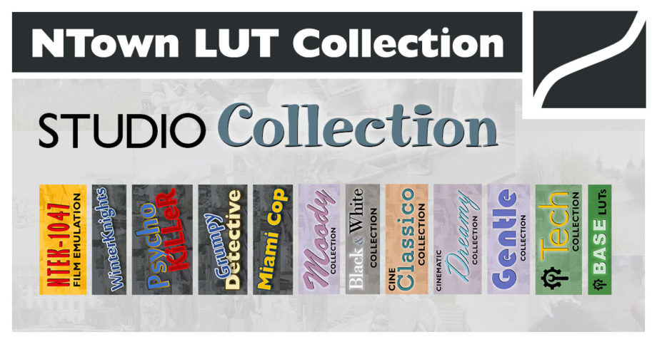 Studio Collection LUTs