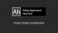 AdApp – Adobe HackTool – Functions Overview Video